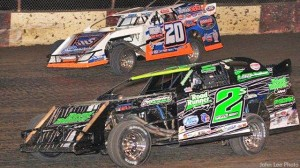 "Johnny Scott (2) will be part of the ""Clash of the Titans"" field. (USMTS photo)"