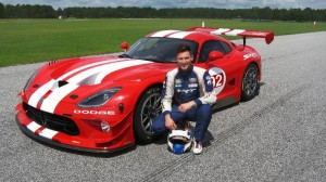 Kuno Wittmer and SRT Motorsports will take part in the Pirelli World Challenge doubleheader in Toronto. (SRT photo)