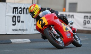 Cameron Donald has confirmed his participation in the 2014 Classic TT Races on the Isle of Man. (IOM TT Photo)