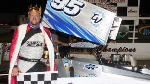 Dan Schullick Jr. took home the King of Wings title on Saturday. (Dave Dalesandro photo)