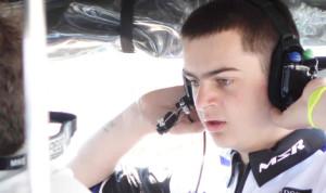 Ben Auriemma has joined Michael Shank Racing's junior development team.