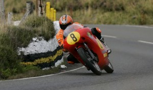 Roy Richardson is among those pre-entered in the Okells Brewery 350cc Race during the 2014 Isle of Man Classic TT. (IOM TT Photo)