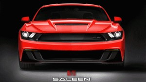 A look at the 2015 Saleen Mustang. (Saleen photo)