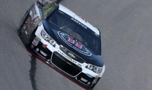 Kevin Harvick earned his sixth pole of the NASCAR Sprint Cup Series season Friday at Atlanta Motor Speedway. (HHP/Harold Hinson Photo)