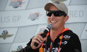 Colin Edwards plans to contest only four of the remaining eight MotoGP events during his final year with the touring motorcycle series. (IMS Photo)