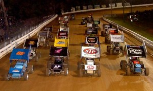 Should major sprint-car sanctioning bodies and race tracks require drug testing? Opinions are mixed on the idea. (Hein Brothers Photo)