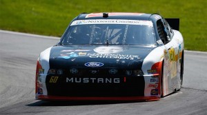 Chris Buescher scored his first NASCAR Nationwide Series win on Saturday at Mid-Ohio. (NASCAR photo)