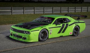 Tommy Kendall will drive a Dodge Challenger SRT in the Trans Am Series TA2 class at the Mid-Ohio Sports Car Course. (SRT Photo)