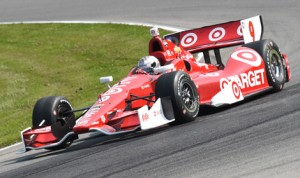 Scott Dixon is looking to turn around his Verizon IndyCar Series season with a win at the Mid-Ohio Sports Car Course this weekend. (Al Steinberg Photo)