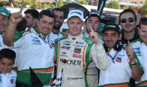 Spencer Pigot put together an incredible rally to win the Pro Mazda Championship crown Saturday at Sonoma Raceway. (Al Steinberg Photo)