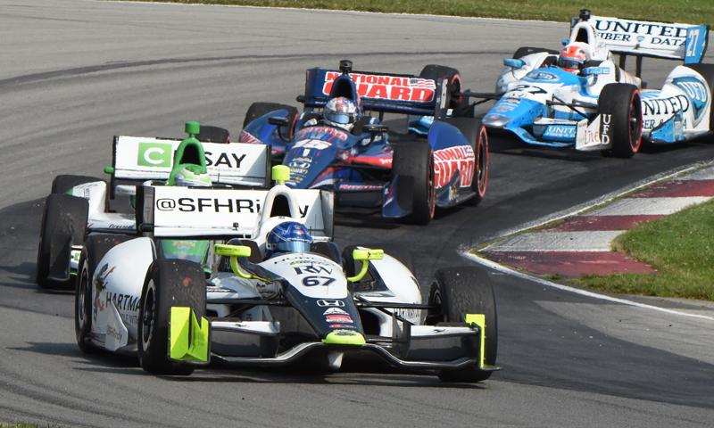 Josef Newgarden Indycar