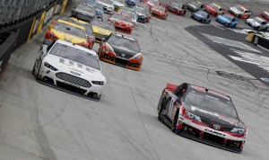 Bristol Motor Speedway's spring race will be held in April during the 2015 NASCAR Sprint Cup Series season. (NASCAR Photo)