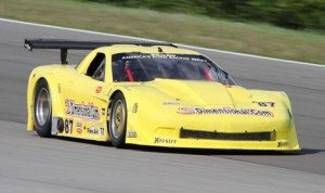 Doug Peterson was unbeatable in the Trans Am Series event at Brainerd Int'l Raceway Sunday afternoon. (Chris Clark Photo)