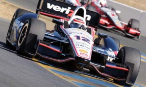Will Power carries a 51-point lead into the Verizon IndyCar Series finale at Auto Club Speedway. (Tom Parker Photo)