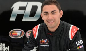 Sergio Pena is hitting his stride as the NASCAR K&N Pro Series East heads to Watkins Glen (N.Y.) Int'l this weekend. (NASCAR Photo)