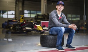 Max Verstappen will make his Formula One debut next season for Toro Rosso. He will be just 17 years old. (Red Bull Photo)