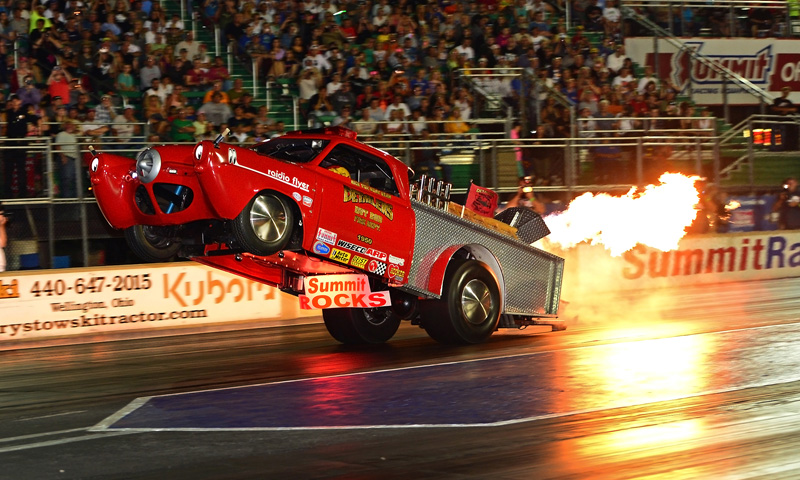Drag Racing Cars Top Speed