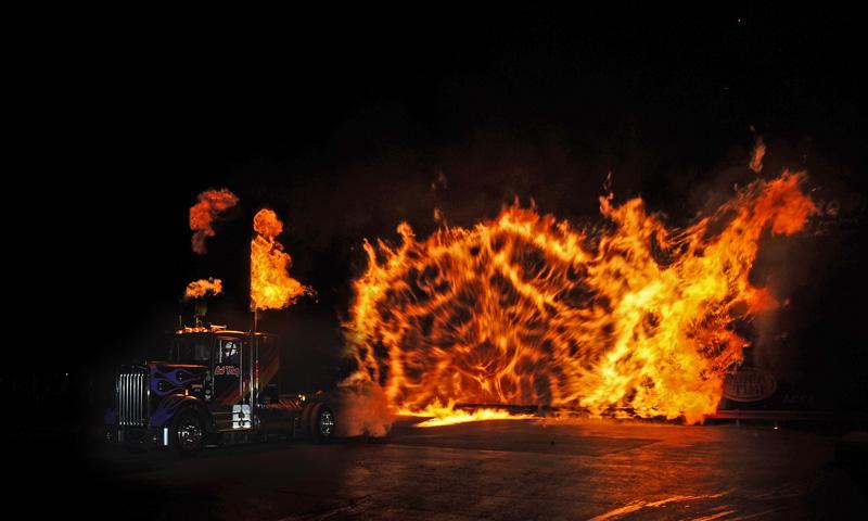 Mid Ohio Raceway >> Bob Motz Fire Night Under Fire | SPEED SPORT