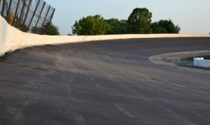 Salem Speedway has recently been repaved. (Salem Speedway photo)