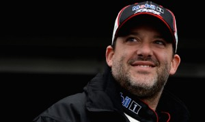 Tony Stewart will return to the NASCAR Sprint Cup Series this weekend at Atlanta Motor Speedway. (NASCAR Photo)