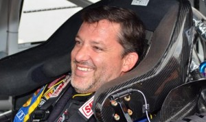 Today marks one year since Tony Stewart was injured in a crash at Southern Iowa Speedway in Oskaloosa, Iowa. (Bruce Bennett Photo)