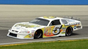 Johnny Sauter will drive in the ARCA Midwest Tour's super late-model race in Wisconsin. (ARCA photo)