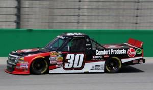 Turner Scott Motorsports has officially shut down the No. 30 NASCAR Camping World Truck Series team. (HHP/Harold Hinson photo)