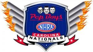 NHRA Pep Boys Carolina Nationals