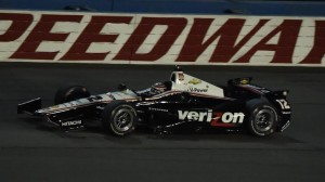 Will Power claimed his first Verizon IndyCar Series championship on Saturday at Auto Club Speedway. (Al Steinberg photo)