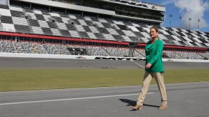 NASCAR's Lesa France Kennedy will be honored by the Nat'l Women's History Museum on Saturday. (ISC photo)