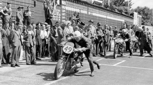 The Isle of Man TT has a tremendous history of featuring some of the most advanced motorcycles of their time. (IOM photo)