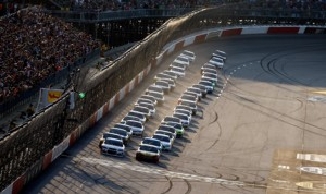 Darlington (S.C.) Raceway's fabled 500-mile race returns to Labor Day weekend in 2015.