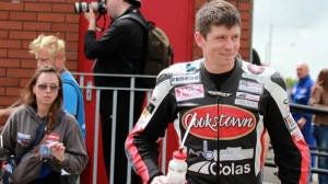 Dan Kneen will replace Cameron Donald in the Classic TT. (IOM photo)