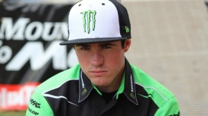 Chris Alldredge joins Monster Energy Kawasaki for the rest of the season. (Kawasaki photo)