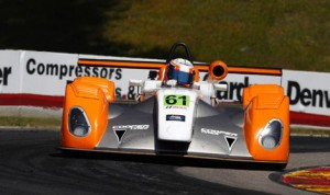 Andrew Novich earned his second Cooper Tires Prototype Lites pole of the year Friday at Road America. (Prototype Lites Photo)