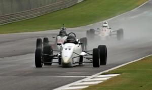 Franklin Futrelle claimed Saturday's SCCA Formula F sprint race at Barber Motorsports Park. (Clark McInnis Photo)