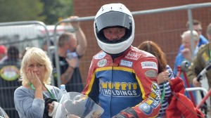 The Manx Motorcycle Club appointed Nick Jefferies to be the rider liaison for the Manx GP. (IOM photo)