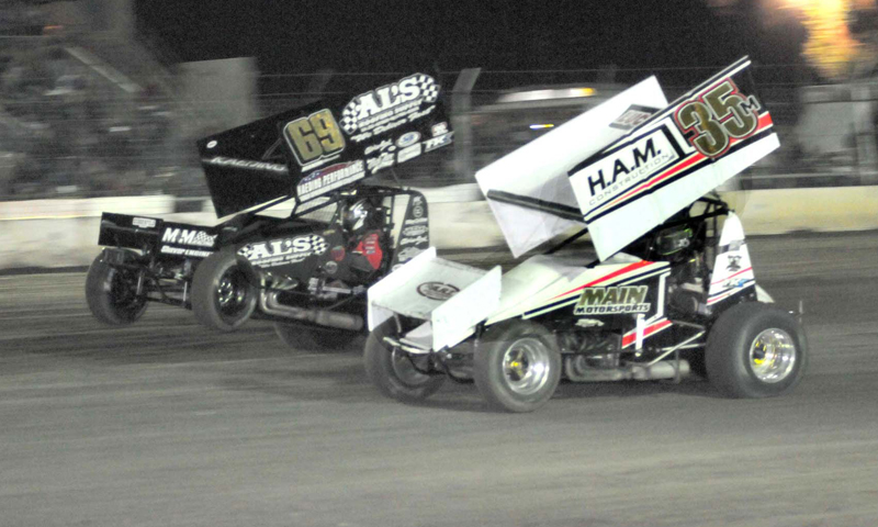 King Of The West Sprint Cars  Schedule