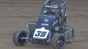Spencer Bayston won POWRi's Rookie of the Year honors. (POWRi photo)