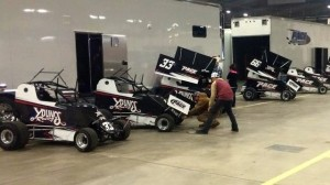 Kevin Swindell will pilot a Pace Chassis car in Tulsa.