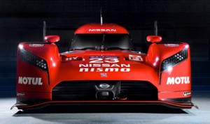 The new Nissan GT-R LM NISMO made its debut during a commercial as part of Super Bowl XLIX.