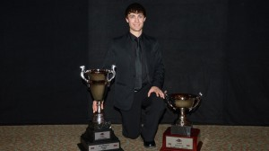 Majeski collected two major ARCA Midwest honors over the weekend. (ARCA Midwest photo)