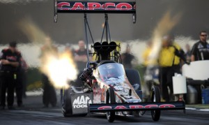 Steve Torrence is hoping to return to his winning ways this weekend when the NHRA Mello Yello Drag Racing Series visits Royal Purple Raceway in Baytown, Texas. (NHRA Photo)