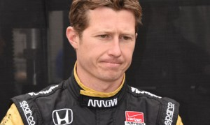 Ryan Briscoe will drive the No. 5 Schmidt Peterson Motorsports entry in Sunday's Indianapolis 500 in place of injured driver James Hinchcliffe. (Al Steinberg Photo)