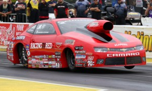 Erica Enders has won three of the last four NHRA Pro Stock division events. (Ivan Veldhuizen Photo)