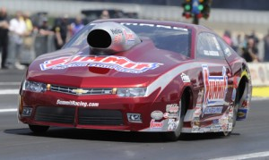 Greg Anderson is riding a recent hot streak in the NHRA Pro Stock class. (NHRA Photo)