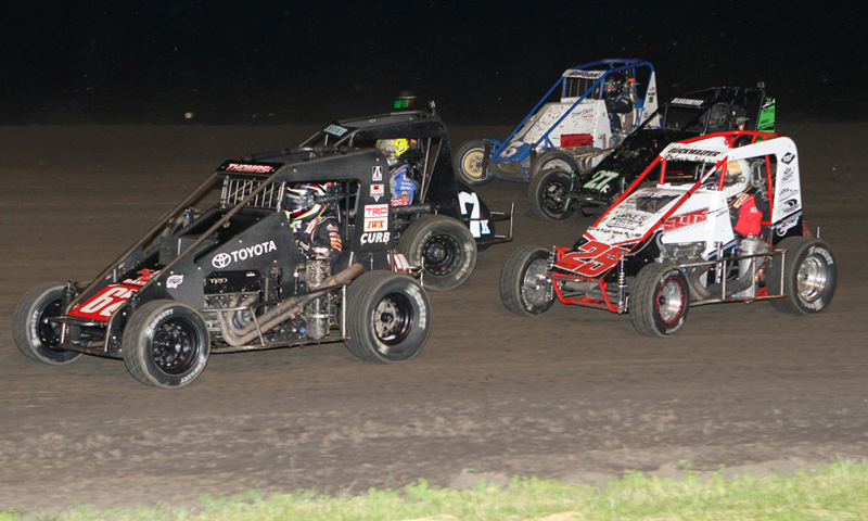 Midget racing rules