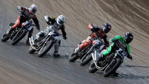 Some of the stars of AMA Pro Flat Track will be featured in the X Games. (AMA Pro Racing/Brian J. Nelson photo)