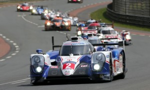 A stacked field of 60 entries has been announced for the 2016 24 Hours of Le Mans. (MB Partners Photo)