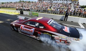 Greg Anderson has high hopes for Sonoma. (NHRA photo)